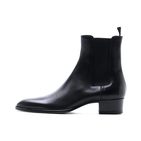 新品 saint laurent 2020ss wyatt boots 40