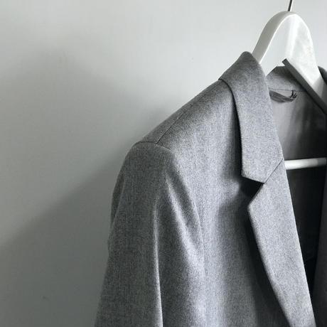 未使用 calven 2018ss tailored jacket