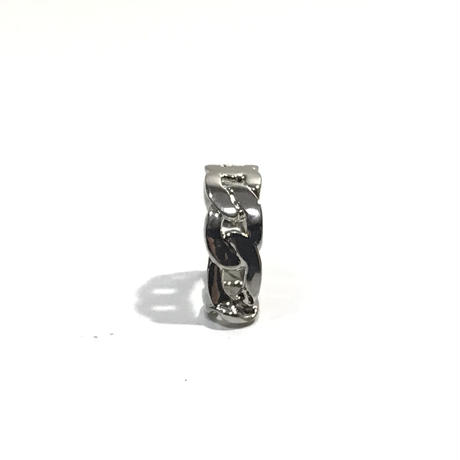 新品 maison margiela 2019aw ring silver 10号