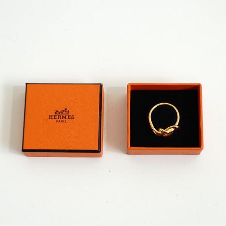 未使用 hermes ring 21号