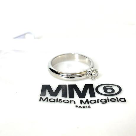 新品 2019aw mm6 maison margiela ring 19号