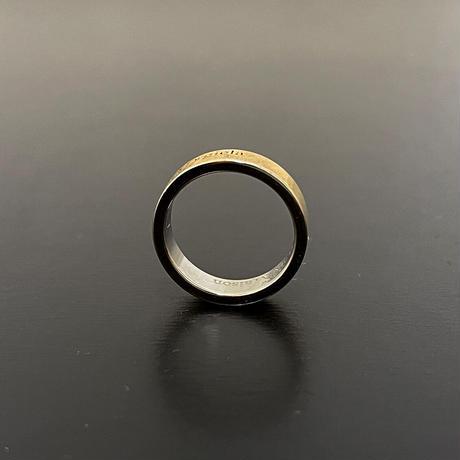 新品 maison margiela reverse ring 19号