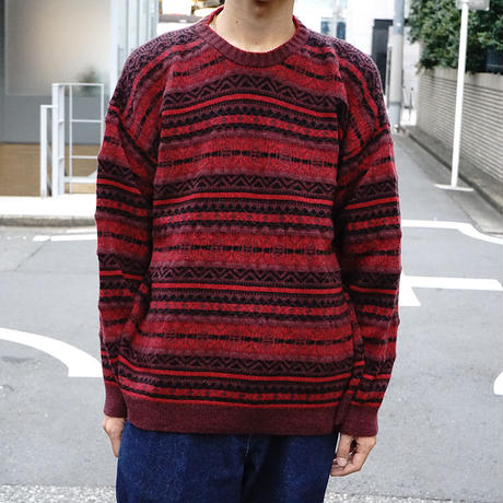 TRUSSARDI made in Italy knit
