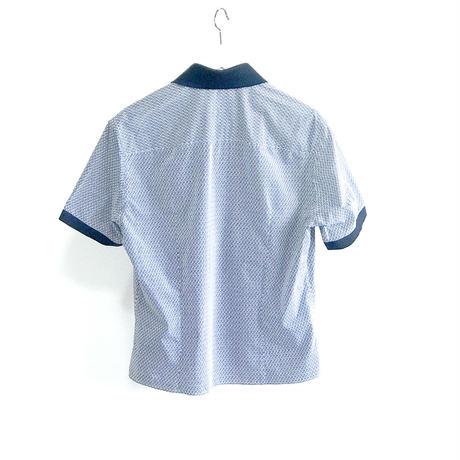 未使用 salvatore ferragamo 2020ss gancini shirt