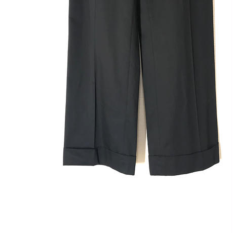 maison margiela 2019ss wide trousers 42