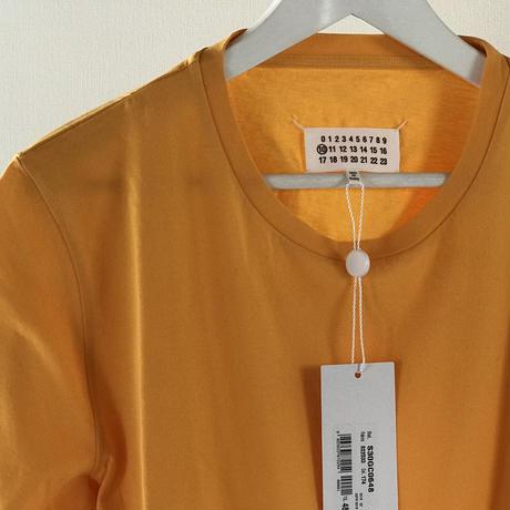 新品 maison margiela T shirt yellow 50