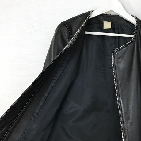 "【N.hoolywood archive】""Lucifer""期 leather jacket"