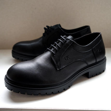 新品 LUMVERJACK  leather shose