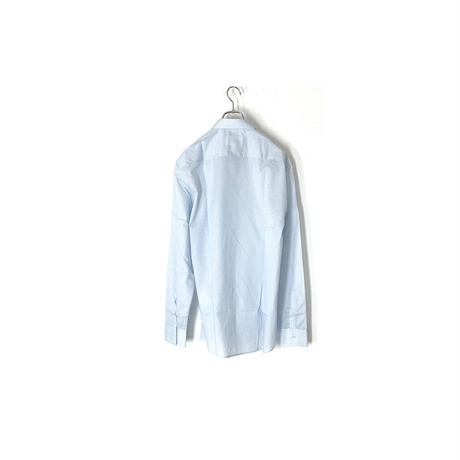 新品 maison margiela 2019ss fake button hall shirt 41
