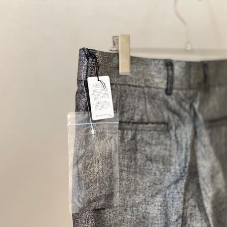 """新品 paul smith 2016ss linen """"箔"""" summer suit gray beige"""