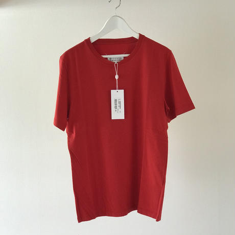 新品 maison margiela T shirt red 50