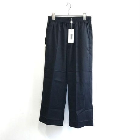 新品 mm6 maison margiela 2019ss eazy trousers  44