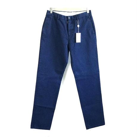 新品 maison margiela 2019ss gabardine  trousers navy 46