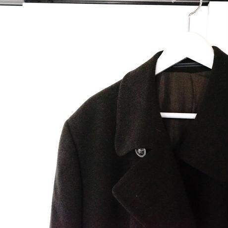 Gianni Versace double coat