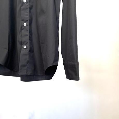 新品 maison margiela 2019aw black shirt 40