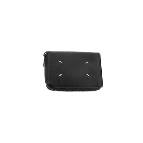 新品 maison margiela stereotype leather wallet