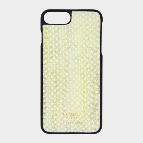 VIANEL NEW YORK iPhone 8Plus/7Plus Case - SNAKE LEMON (OLIVIA PALERMO)