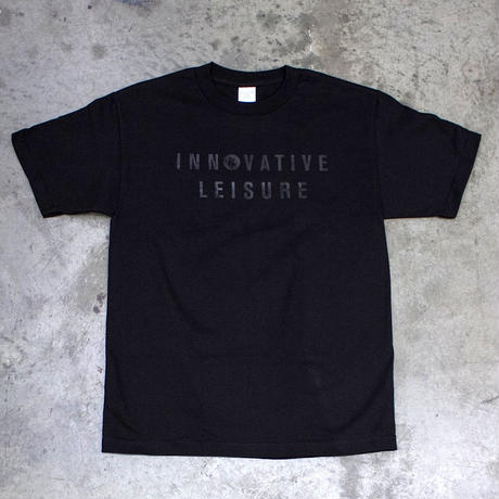 INNOVATIVE LEISURE / IL TYPE LOGO  - BLACK/BLACK