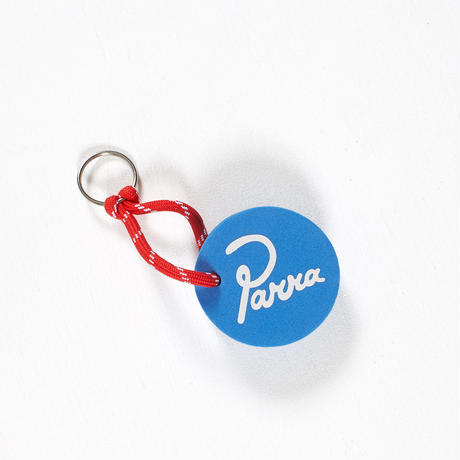 by Parra / floaty keychain signature