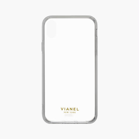 VIANEL NEW YORK / Flex iPhone XR Case - Clear