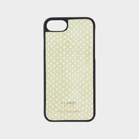 VIANEL NEW YORK iPhone 8/7 Case - SNAKE LEMON (OLIVIA PALERMO)