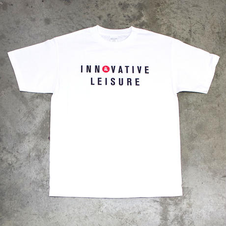 INNOVATIVE LEISURE / IL TYPE LOGO  - WHITE/BLACK
