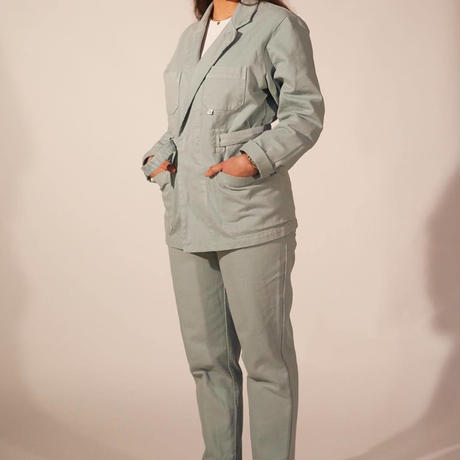 Bonne Suits / De Rrusie Suit - Mint Green