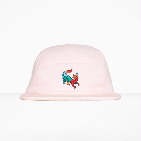by Parra / 5 PANEL VOLLEY HAT CONFUSED FOX