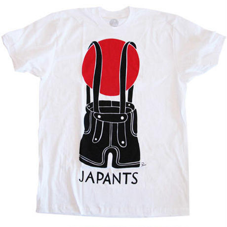 Stones Throw / JAMES PANTS  JAPANTS - WHITE