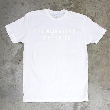 INNOVATIVE LEISURE / IL TYPE LOGO  - WHITE/WHITE