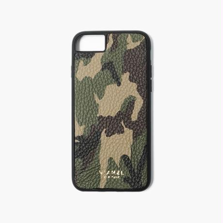 VIANEL NEW YORK - iPhone 8/7 Flex Case - Calfskin Camo