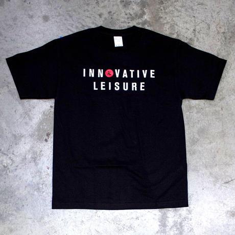INNOVATIVE LEISURE / IL TYPE LOGO  - BLACK/WHITE