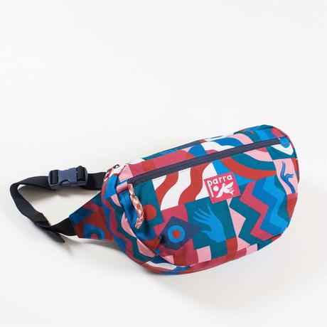 by Parra / waist bag grab the flag
