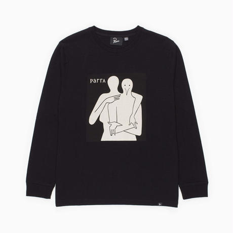 by Parra / long sleeve t-shirt plastic people