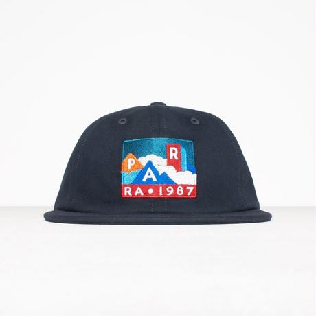 by Parra / 6 PANEL HAT MOUNTAINS OF 1987