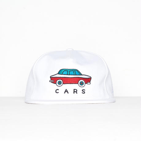 by Parra / 5 panel hat gary