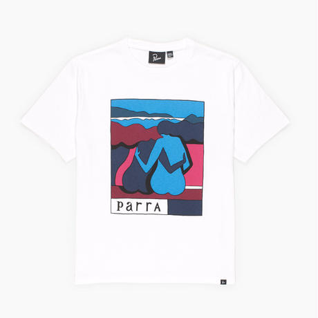 BY PARRA   -   T-SHIRT THE RIVERBENCH