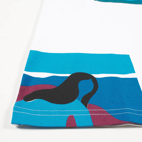 BY PARRA   -   T-SHIRT NO BEACH
