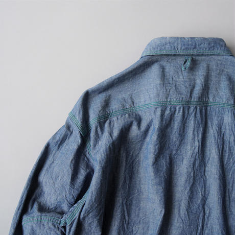 another 20th century / ArtworkⅡ Vintage Chambray  shirts
