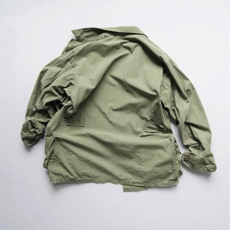 vintage / 60'S US ARMY jungle fatigue jacket