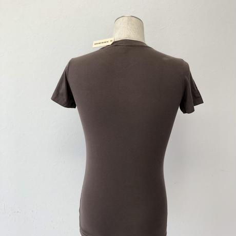 HTC カーキ ユニセックス XL Tシャツ