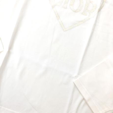 クリスチャンディオール 12A  長袖トップス 子供服 アイボリー