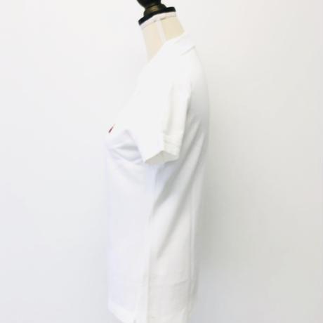DSQUARED2 ポロシャツ ホワイト L