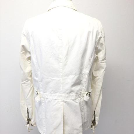 ディースクエアード2 ジャケット ホワイト  L