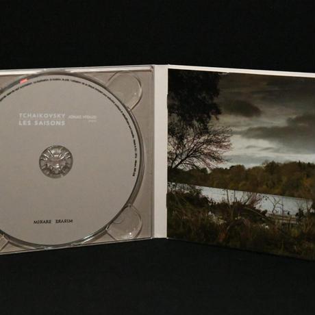 ジョナス・ヴィトー (ピアノ)   チャイコフスキー「四季」全曲 、ピアノピアノ・ソナタ(大ソナタ) op.37