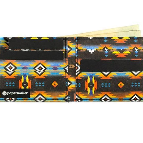 Paperwallet Tribal Aztec Flat
