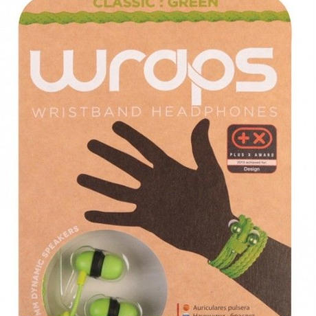 Wraps classic 《GREEN》
