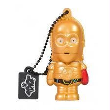 StarWars USB 8GB   C-3PO Red Arm