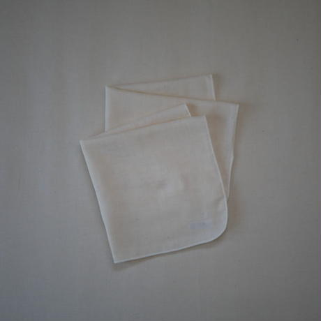 atelier Une place / OGANIC COTTON W GAUZE CHIEF L