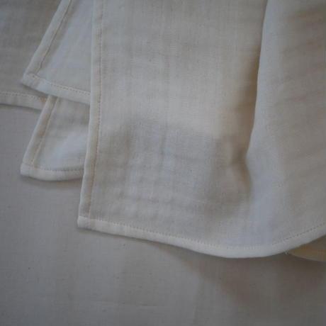 atelier Une place / OGANIC COTTON GAUZE TOWEL -OKURUMI-